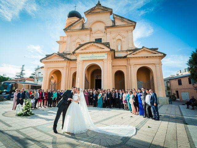 Il matrimonio di Federico e Maria Rosaria a Reggio di Calabria, Reggio Calabria 1