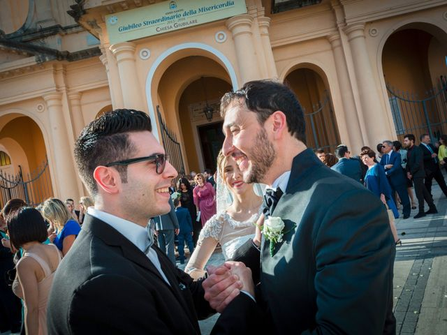 Il matrimonio di Federico e Maria Rosaria a Reggio di Calabria, Reggio Calabria 38