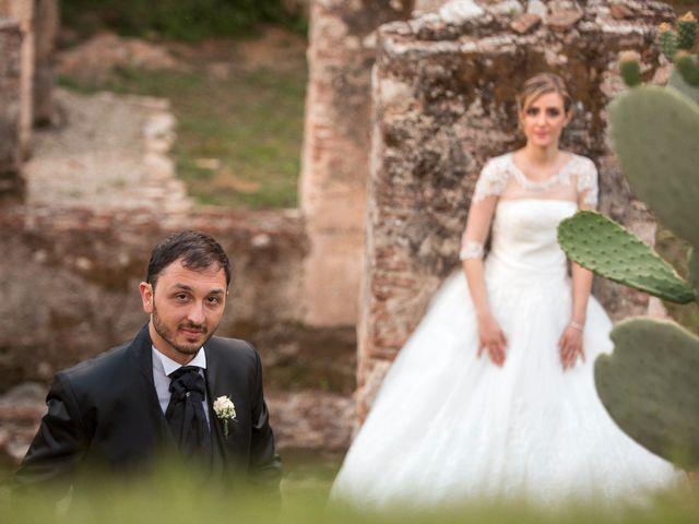 Il matrimonio di Federico e Maria Rosaria a Reggio di Calabria, Reggio Calabria 39