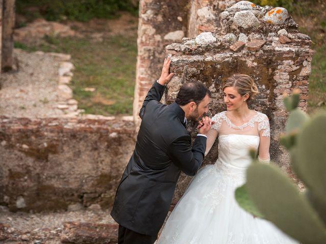 Il matrimonio di Federico e Maria Rosaria a Reggio di Calabria, Reggio Calabria 40