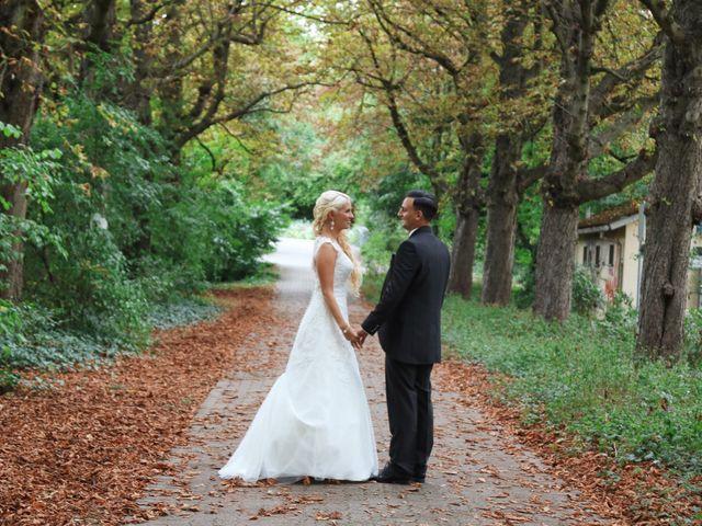 Il matrimonio di Adriano e Kim a San Germano Vercellese, Vercelli 13