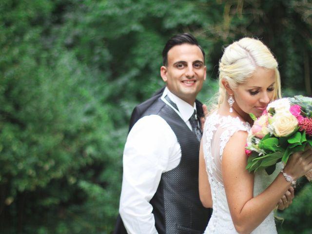 Il matrimonio di Adriano e Kim a San Germano Vercellese, Vercelli 32