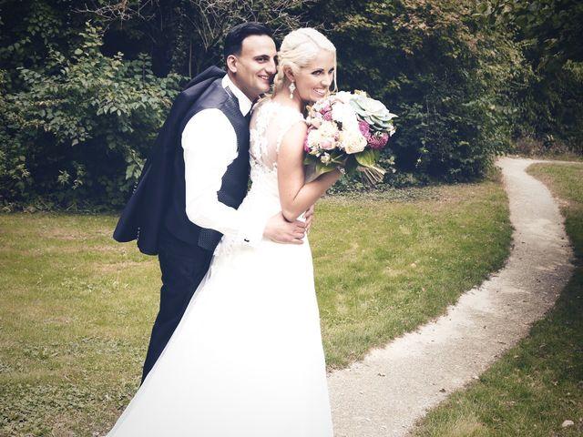 Il matrimonio di Adriano e Kim a San Germano Vercellese, Vercelli 46