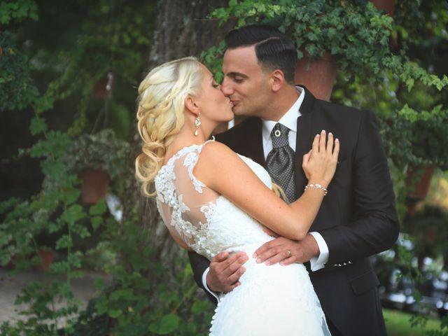 Il matrimonio di Adriano e Kim a San Germano Vercellese, Vercelli 47