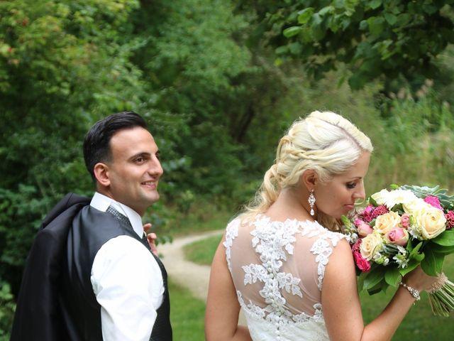 Il matrimonio di Adriano e Kim a San Germano Vercellese, Vercelli 54