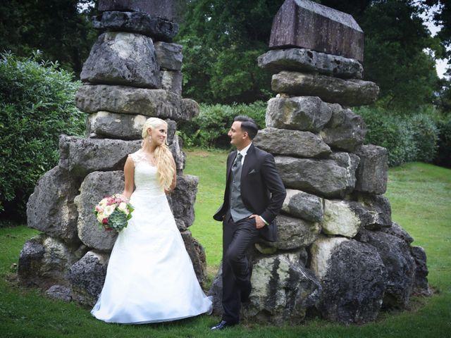 Il matrimonio di Adriano e Kim a San Germano Vercellese, Vercelli 56
