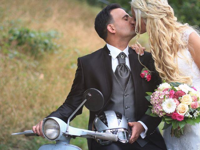 Il matrimonio di Adriano e Kim a San Germano Vercellese, Vercelli 82