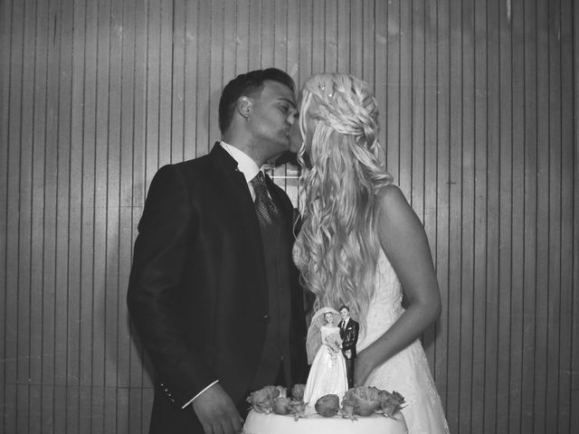 Il matrimonio di Adriano e Kim a San Germano Vercellese, Vercelli 88