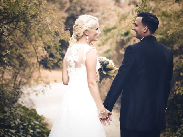 Il matrimonio di Adriano e Kim a San Germano Vercellese, Vercelli 91
