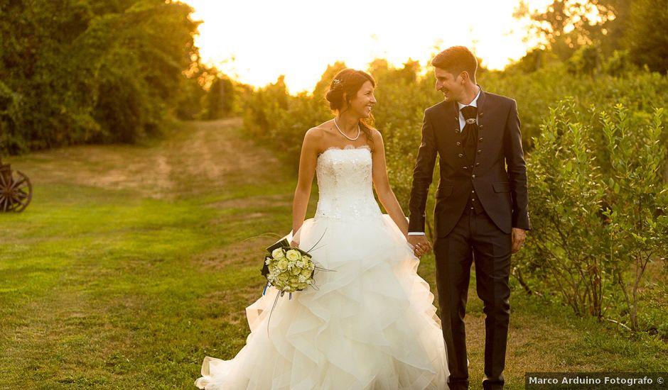 Il matrimonio di Stefano e Valeria a Viverone, Biella
