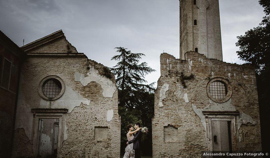 Il matrimonio di Steve e Stefania a Monastier di Treviso, Treviso