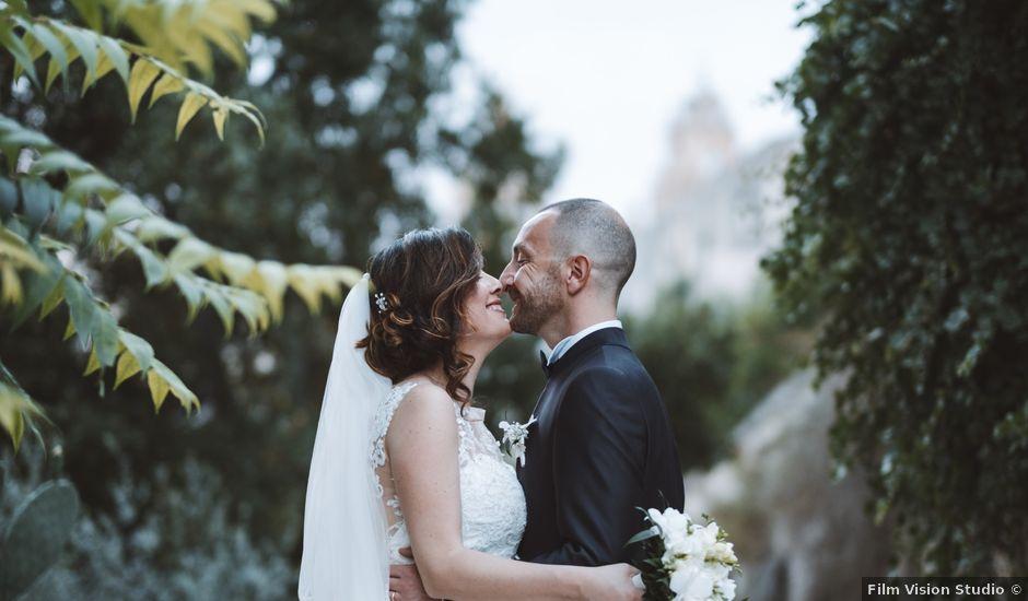 Il matrimonio di Stefano e Claudia a Ragusa, Ragusa
