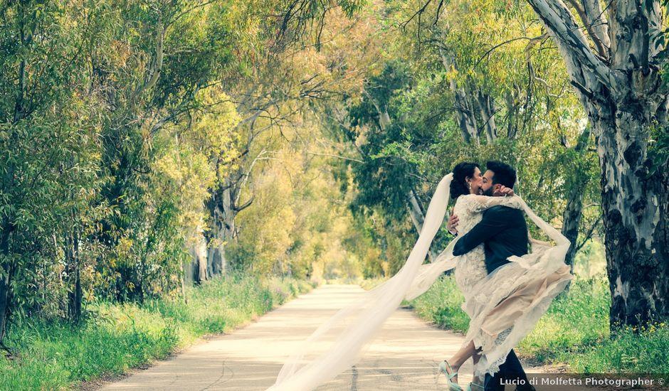 Il matrimonio di Alessandro e Raimonda a Foggia, Foggia