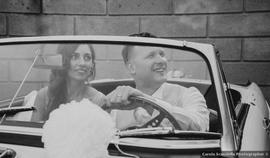 Il matrimonio di Stefano e Martina a Clivio, Varese