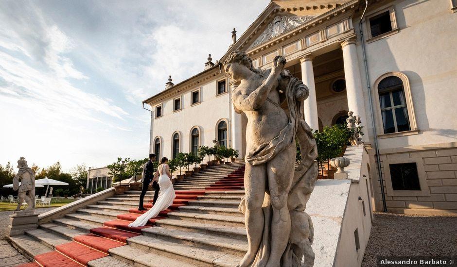 Il matrimonio di Nicola e Silvia a Borgoricco, Padova
