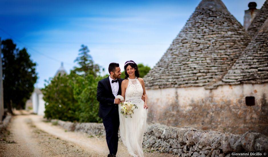 Il matrimonio di Valentina e Antonio a Bari, Bari