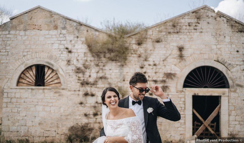 Il matrimonio di Antonello e Nicole a Terlizzi, Bari