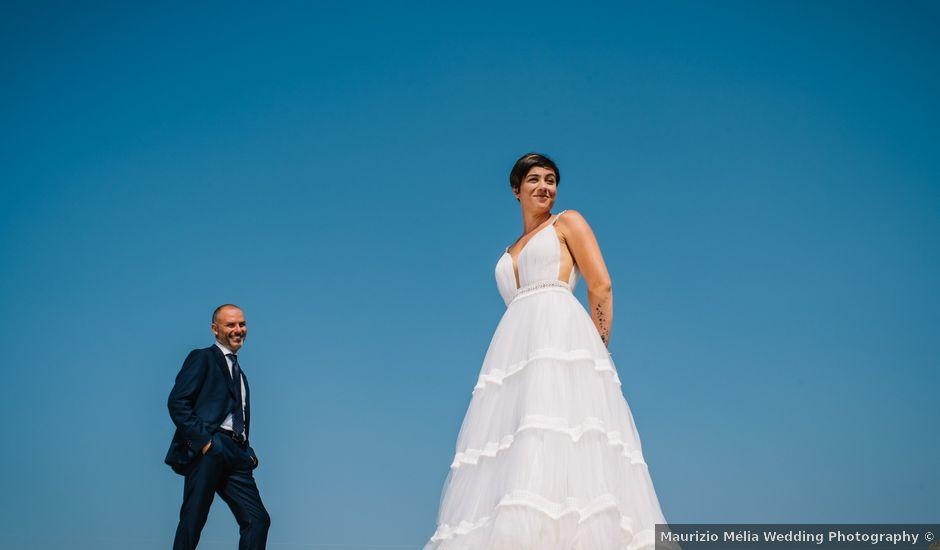 Il matrimonio di Federica e Antonio a Modica, Ragusa