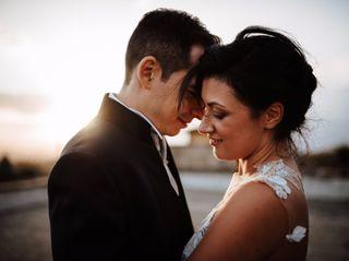 Le nozze di Loretta e Diego 1