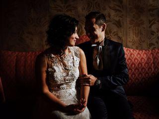 Le nozze di Loretta e Diego