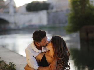 Le nozze di Irina e Andrea 1