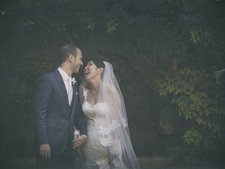 Le nozze di Zhazira e Luca