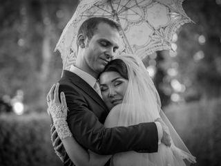 Le nozze di Luca e Zhazira