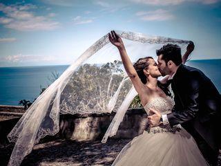 Le nozze di Luigia e Diego