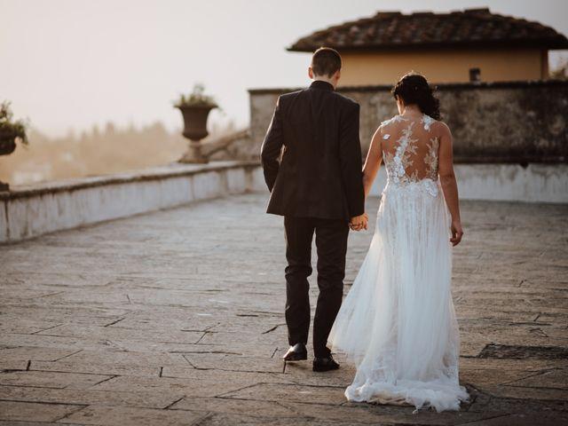 Il matrimonio di Diego e Loretta a Firenze, Firenze 6