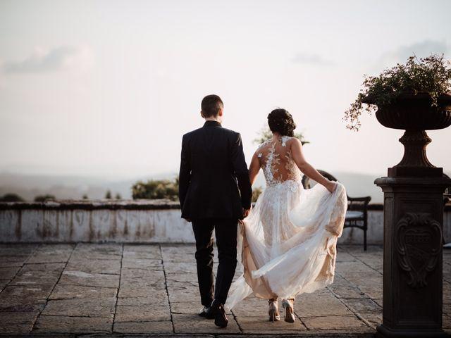 Il matrimonio di Diego e Loretta a Firenze, Firenze 8