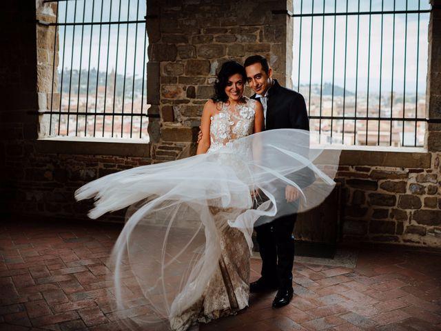 Il matrimonio di Diego e Loretta a Firenze, Firenze 32