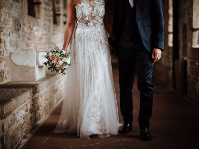 Il matrimonio di Diego e Loretta a Firenze, Firenze 34