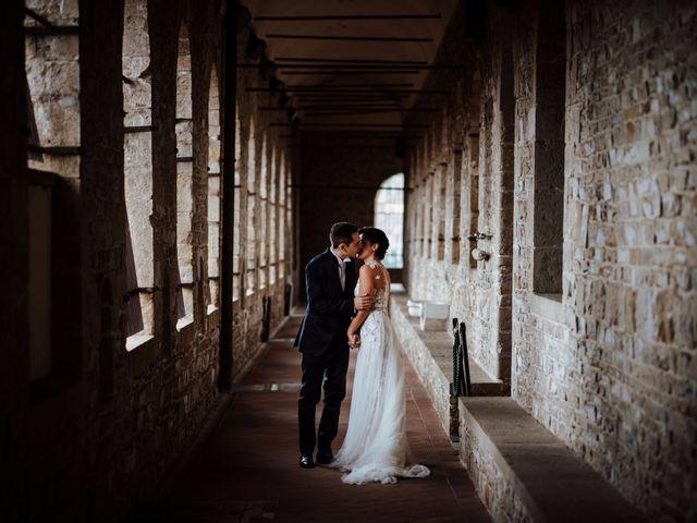 Il matrimonio di Diego e Loretta a Firenze, Firenze 36