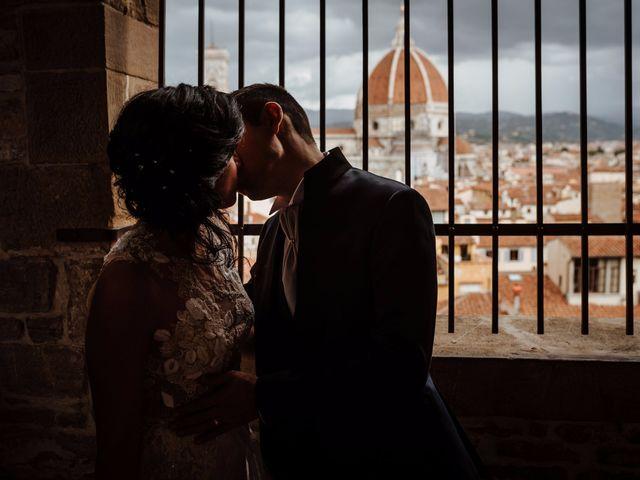 Il matrimonio di Diego e Loretta a Firenze, Firenze 38