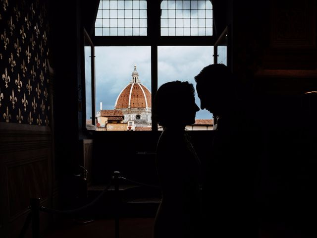 Il matrimonio di Diego e Loretta a Firenze, Firenze 1