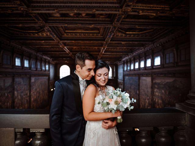 Il matrimonio di Diego e Loretta a Firenze, Firenze 44