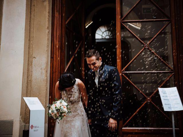 Il matrimonio di Diego e Loretta a Firenze, Firenze 45