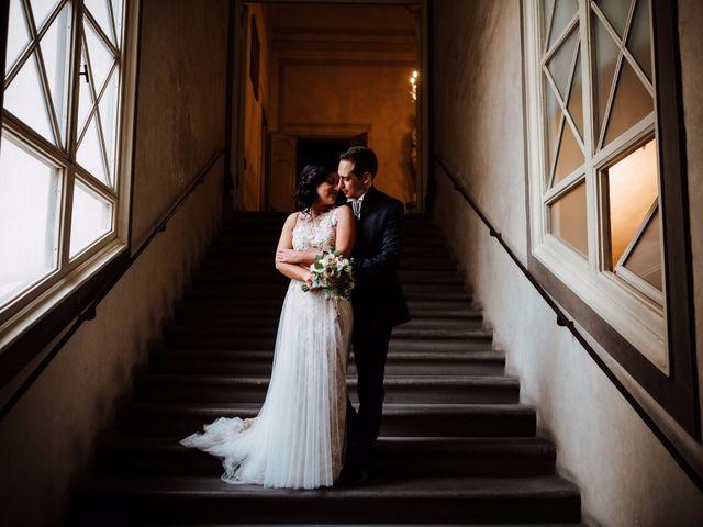 Il matrimonio di Diego e Loretta a Firenze, Firenze 48