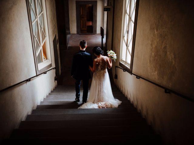 Il matrimonio di Diego e Loretta a Firenze, Firenze 49