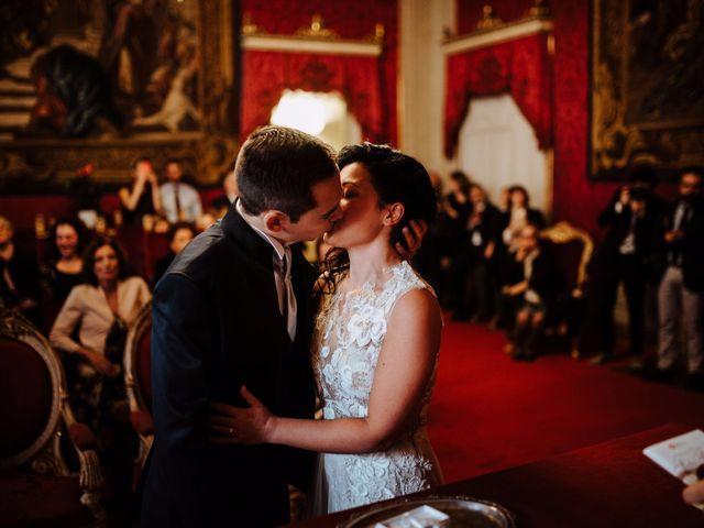 Il matrimonio di Diego e Loretta a Firenze, Firenze 50