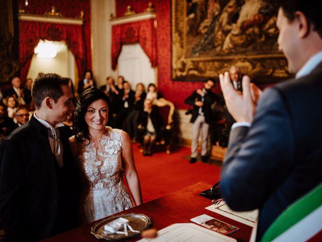 Il matrimonio di Diego e Loretta a Firenze, Firenze 51