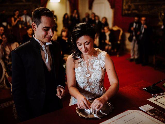 Il matrimonio di Diego e Loretta a Firenze, Firenze 52