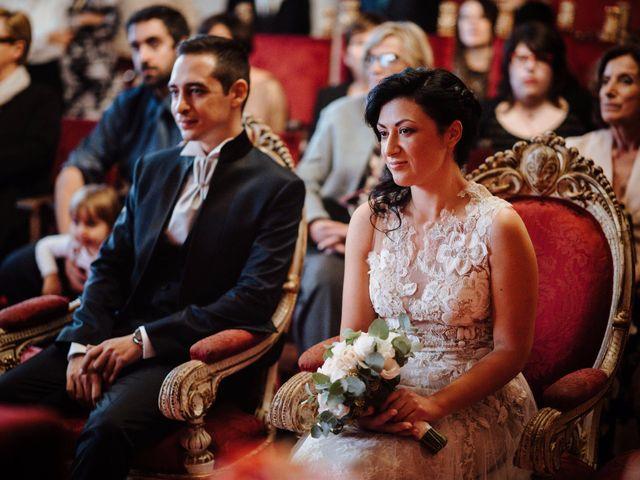 Il matrimonio di Diego e Loretta a Firenze, Firenze 56