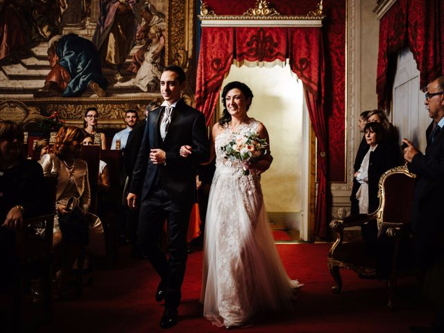 Il matrimonio di Diego e Loretta a Firenze, Firenze 2