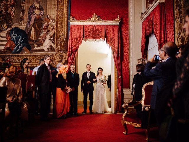 Il matrimonio di Diego e Loretta a Firenze, Firenze 58