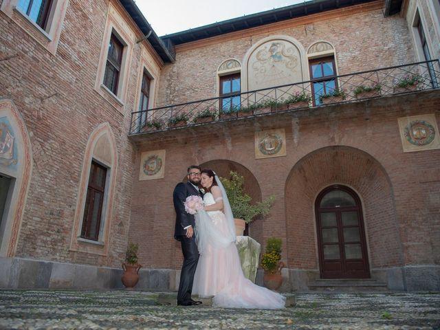 Le nozze di Margherita e Davide