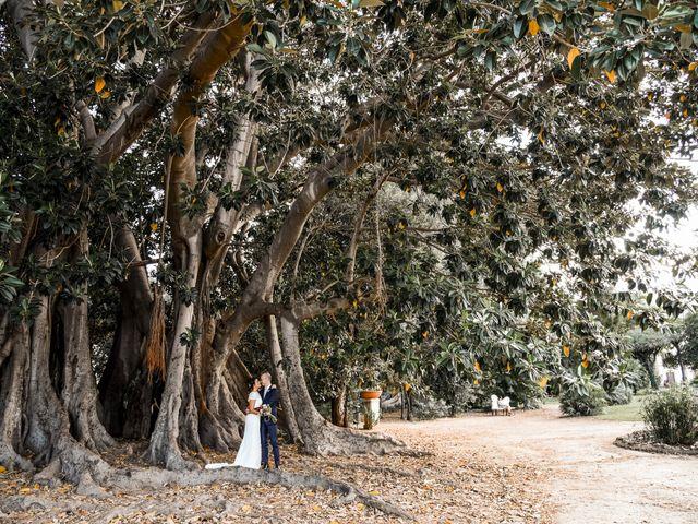 Il matrimonio di Emanuele e Ida a Palermo, Palermo 19