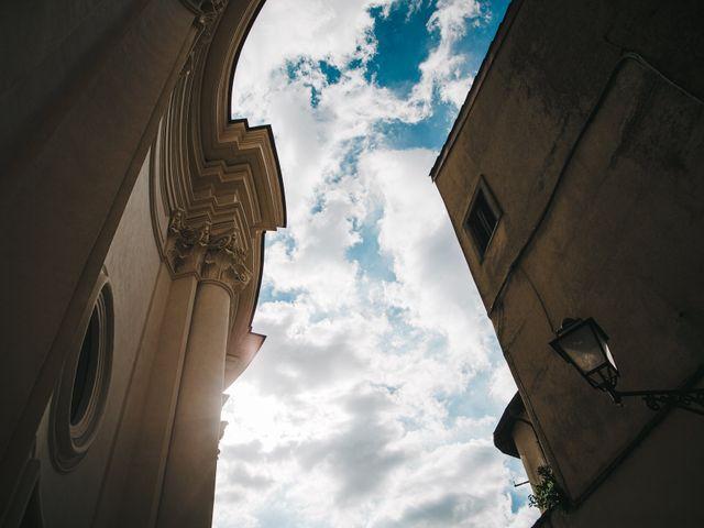 Il matrimonio di Giorgio e Chiara a Roma, Roma 34