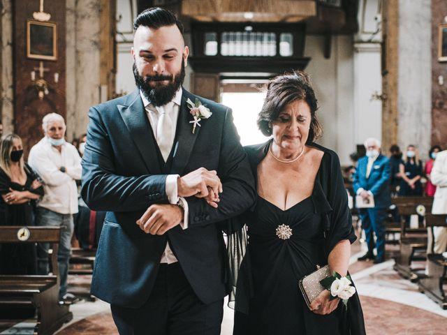 Il matrimonio di Giorgio e Chiara a Roma, Roma 35