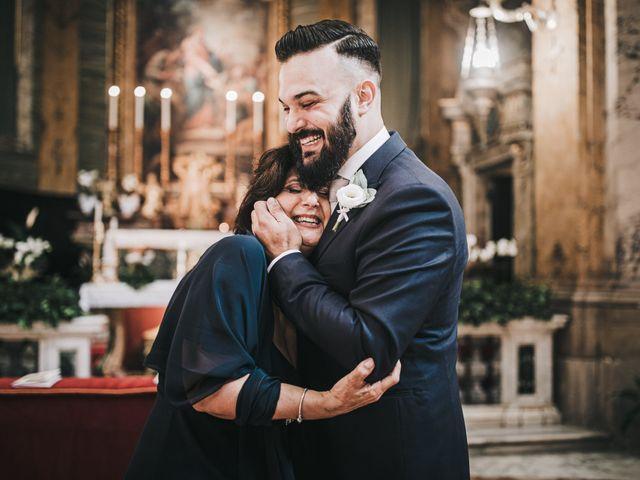 Il matrimonio di Giorgio e Chiara a Roma, Roma 36